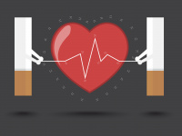 Le tabac et les maladies cardiaques